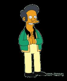 персонажи симпсонов фото